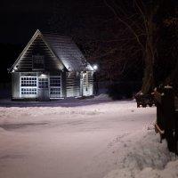 Голландский домик Петра I в Коломенском :: Валерий Князькин