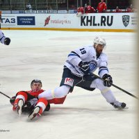 хоккей Металлург - Динамо Минск - 0:2 19.12.2016 :: Ольга Суханова