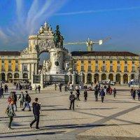 Portugal 2016 Lisbon 3 :: Arturs Ancans