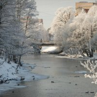 Зимний пригород  11 :: Виталий