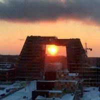 Солнце в оконце . :: Мила Бовкун