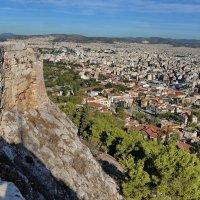 Вид на Афины из Акрополя :: Владимир Брагилевский