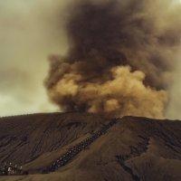 Путешествуя по Индонезии...вулкан Бромо на о.Ява! :: Александр Вивчарик