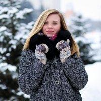 снежный день :: Татьяна Михайлова