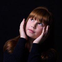 Девочка :: Сергей Кривошеев