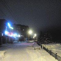 ночные города.... :: александр дмитриев
