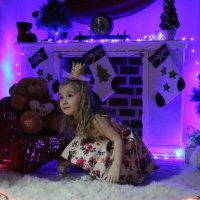 Новогоднее волшебство :: Екатерина