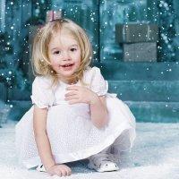 Снег идет, а мне тепло :: Елена Мордасова