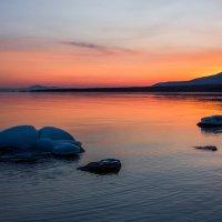 Малое море...засыпает :: Александр | Матвей БЕЛЫЙ