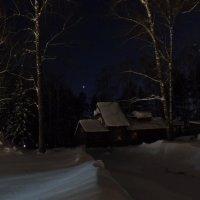 Зимний вечер :: koolio Н