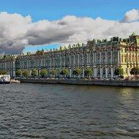 Зимний дворец и Эрмитаж. :: Владимир Ильич Батарин