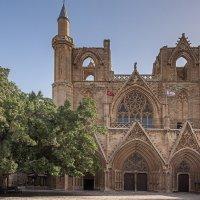 Кипр.Мечеть Ла-ла Мустафы.Бывший собор Св.Николая. :: Savl