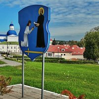 Православный женский монастырь в Жировичах :: Владимир
