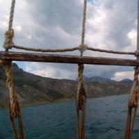 Отдых на море, Крым. Морская прогулка на Карадаг-10. :: Руслан Грицунь