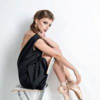 Оксана Бондарева, солистка Мариинского театра, Санкт-Петербург :: Alex Krivtsov