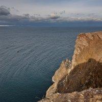 В борьбе с волнами :: Анатолий Иргл