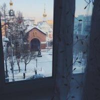 Вид из окна :: Victoria Kovalenko