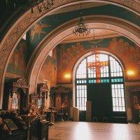 Церковь :: Victoria Kovalenko
