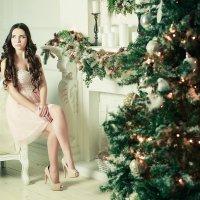 Новогодняя :: Зинаида Дрим