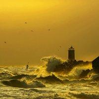 Море волнуется раз... :: BoykoOD