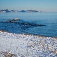 Зимнее море... :: Арина