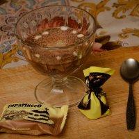 Шоколадно-банановый десерт :: Павел Trump