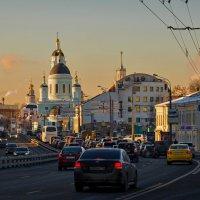 Улица Сергия Радонежского. :: Сергей Басов