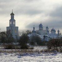 Юрьев монастырь :: Ольга Чистякова