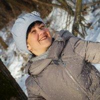 Зимушка-зима. :: Геннадий