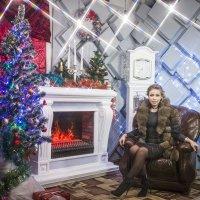 Новогодняя локация... :: Сергей Смоляков