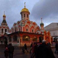 Храм на Никольской улице :: Андрей Лукьянов