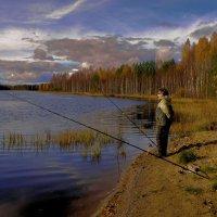 Рыбак... :: Владимир Ильич Батарин