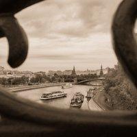 Вид на река-Москву :: Ольга