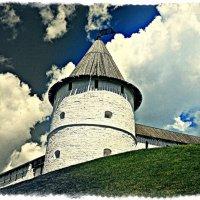 Юго-Западная башня :: Андрей Головкин