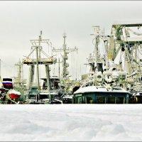 Зима с кораблями :: Кай-8 (Ярослав) Забелин