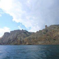 Отдых на море, Крым. Морская прогулка на Карадаг-14. :: Руслан Грицунь