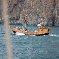 Отдых на море, Крым. Морская прогулка на Карадаг-11. :: Руслан Грицунь
