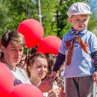 Маленький патриот :: Анна Вязникова