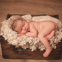 Фотогаф новорожденных в Краснодаре. :: Евгения Гапонова