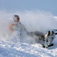 В снежном вихре... :: Владимир однакО...