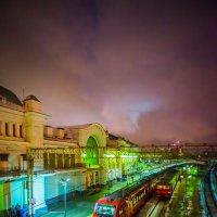 Москва, Белорусский вокзал, Предновогодье. :: Игорь Герман