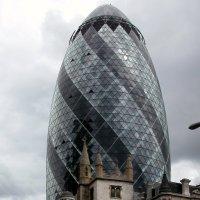Яйцо, Сити, Лондон :: Сергей К