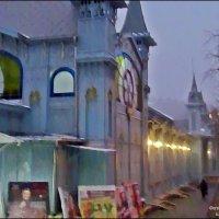 ПЯТИГОРСК. Поздняя осень :: Валерий Викторович РОГАНОВ-АРЫССКИЙ