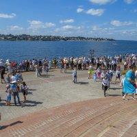 Праздник ВМФ в Костроме :: Сергей Цветков