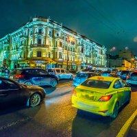Москва, Тверская улица, Предновогодье. :: Игорь Герман