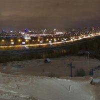 Вечерний Новосибирск :: Дима Пискунов
