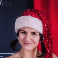 Крестина-снегурка! :: Ольга Егорова