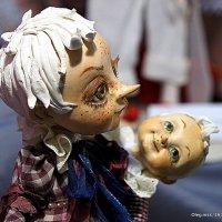 шедевры кукольные :: Олег Лукьянов