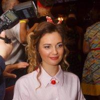 Съемка со съемок модели :: Алексей Корнеев