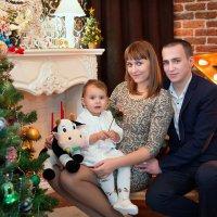 Семейный праздик :: Райская птица Бородина